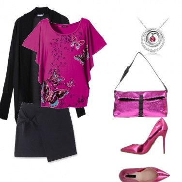 Outfit Curvy glamour