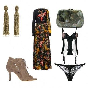 Outfit Elegante anche per il dopo....
