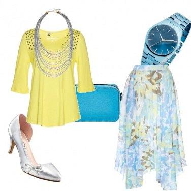Outfit Curvy d\'estate