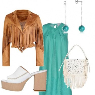 Outfit Urban hippy