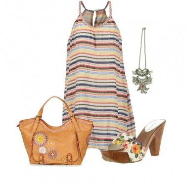 Outfit Etnico #473