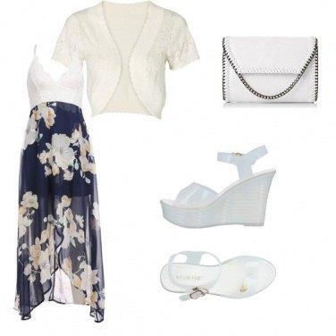 Outfit Bianco ma non solo