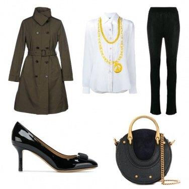 Outfit Sempre elegante !