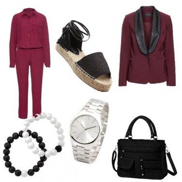 Outfit A lavoro con eleganza