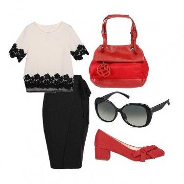 Outfit Elegante semplicità