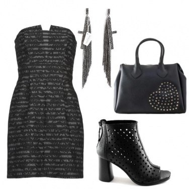 Outfit Rock femminile