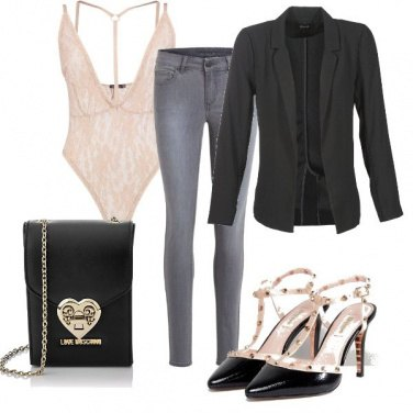 Outfit Sexy&chic