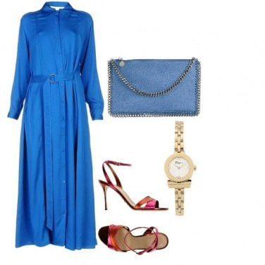 Outfit L\'abito Chemisier