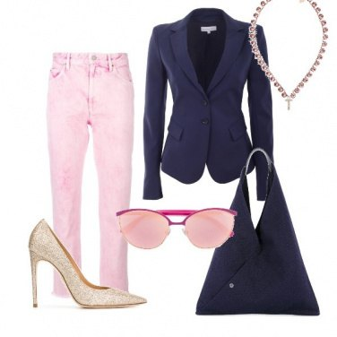 Outfit Pinkdenim