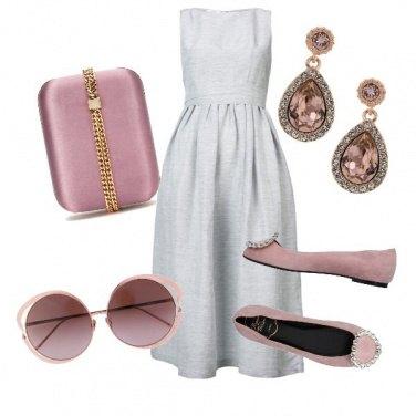 Outfit Cerimonia super chic