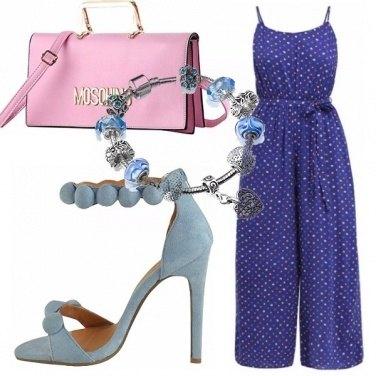 Outfit Tuta jumpsuit, blue!