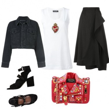 Outfit Spagnoleggiante