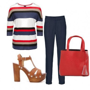 Outfit Trendy #4800