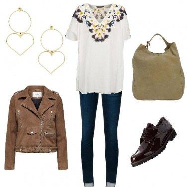 Outfit Comoda comoda