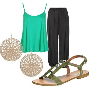 Outfit Etnico #478