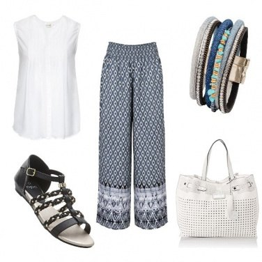Outfit Etnico #479