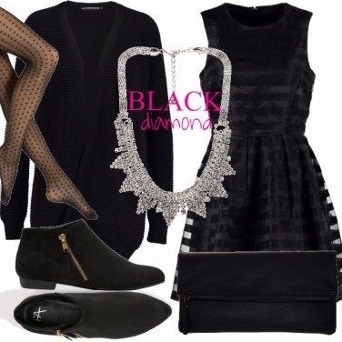 Outfit BLACK DIAMOND