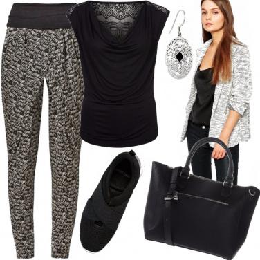 Outfit Maratona di shopping