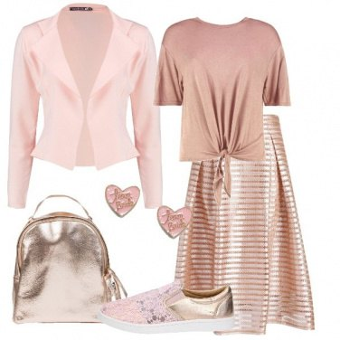 Outfit Romantic girls