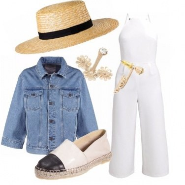 Outfit French riviera