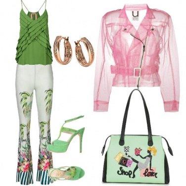 Outfit Gelato sul lungomare