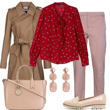 Outfit Comoda in ufficio