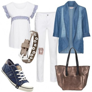 Outfit Trendy #4852