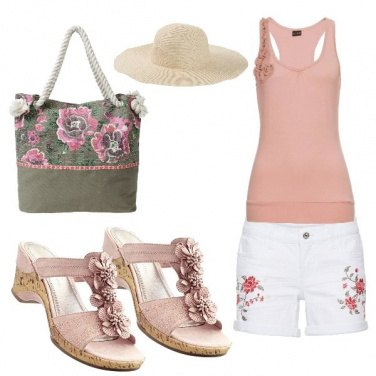 Outfit Pink Rosa