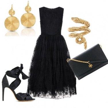Outfit Principessealballo