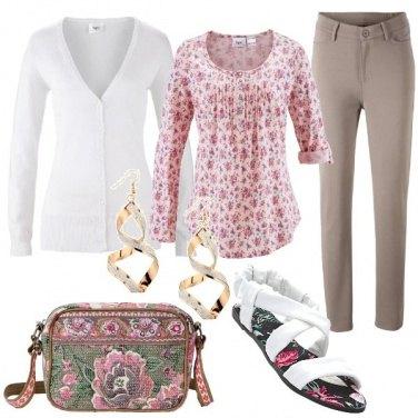 Outfit Tocchi floreali