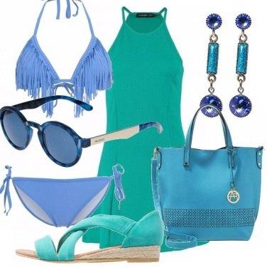 Outfit Tutti i colori del mare