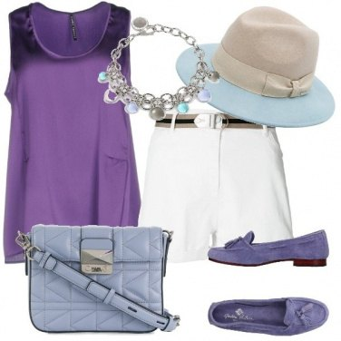 Outfit Star in centro