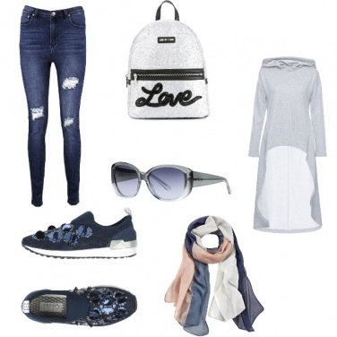 Outfit Urban #1225