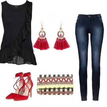 Outfit Trendy #4891