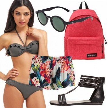 Outfit Beach time!