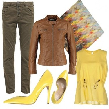 Outfit Yellow4u