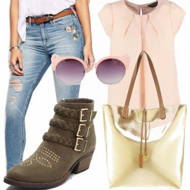 Outfit Pomeriggio country