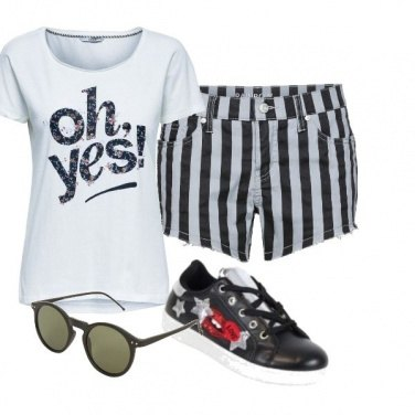 Outfit Rock #725
