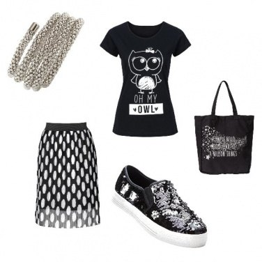 Outfit Rock #731