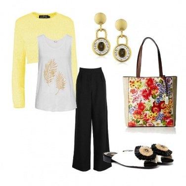 Outfit Easy elegante