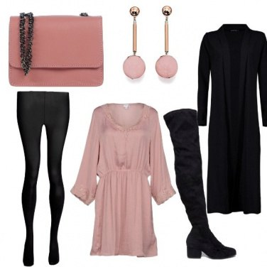 Outfit Pink Panther