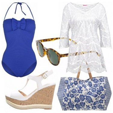 Outfit Sea color