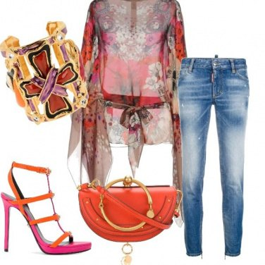 Outfit Trendy Gipsy