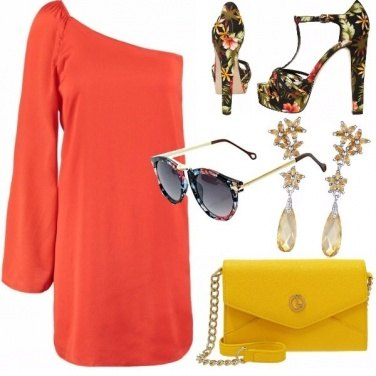 Outfit Outfit baciata dal sole!