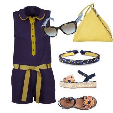 Outfit Un pomeriggio in vacanza