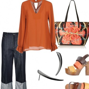 Outfit Trendy #4980