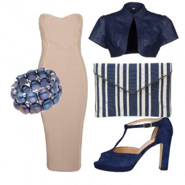 Outfit Tubino beige