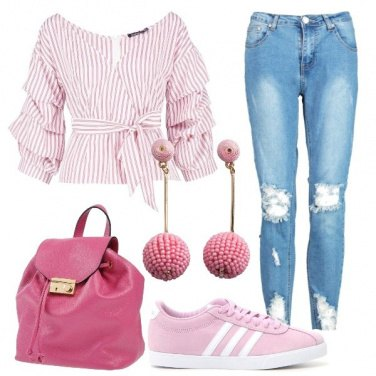Outfit Week end mood