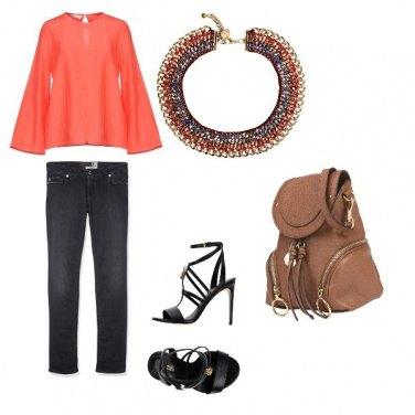 Outfit Aperitivo con stile