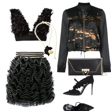 Outfit Rock #745